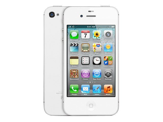 produit Apple iPhone 4S 16 Go Blanc