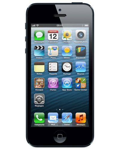 produit Apple iPhone 5 32 Go Noir et ardoise