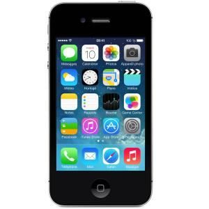 produit iPhone 4S 64 Go Noir Reconditionn? Garantie 1 an