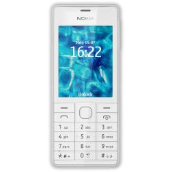 produit Nokia - Téléphone portable NOKIA ASHA 515 WHITE DUAL SIM