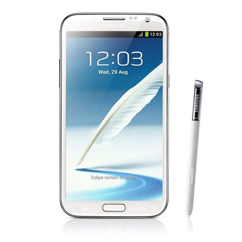 produit Samsung GALAXY Note 2 (II) N7100 16 Go blanc