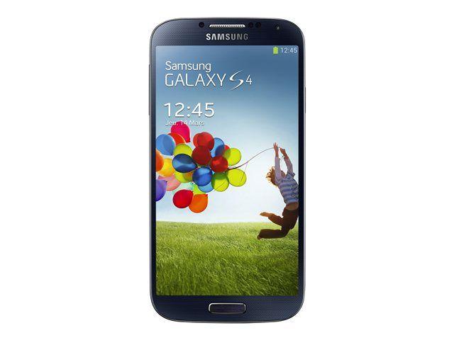 produit Samsung GALAXY S IV (S4) 16 Go Noir
