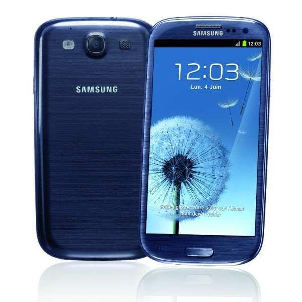 produit Samsung Galaxy S3 3G Bleu