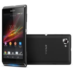 produit Sony - Téléphone portable XPERIA L BLACK