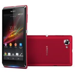 produit Sony - Téléphone portable XPERIA L RED