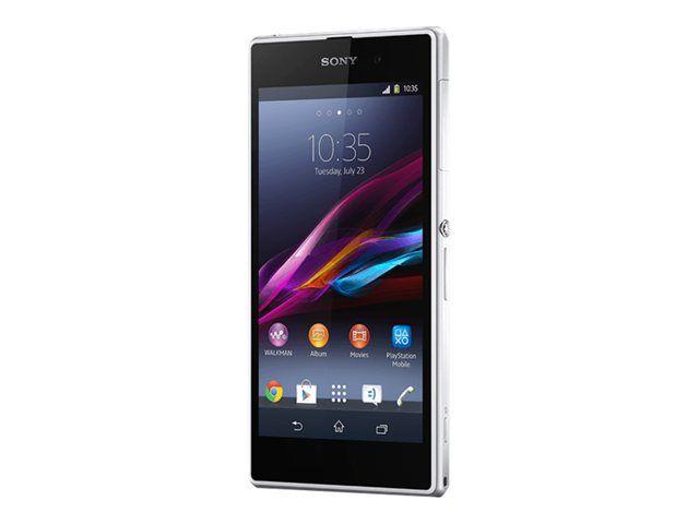 produit Sony XPERIA Z1 16 Go Blanc