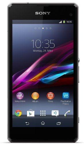 produit Sony Xperia Z1 Compact black