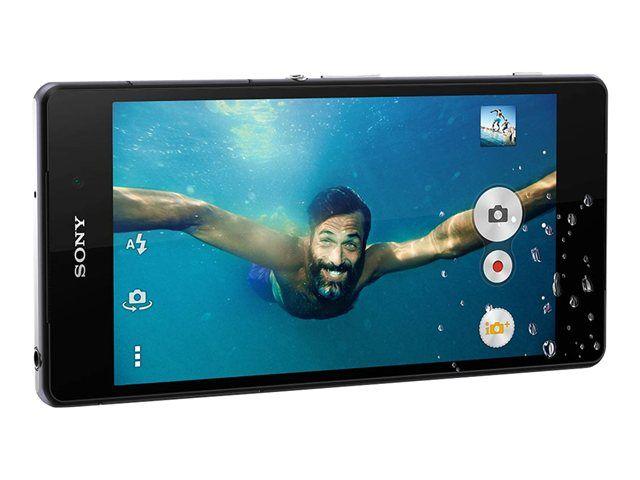 produit Sony XPERIA Z2 16 Go Blanc Android 4.4 (KitKat)