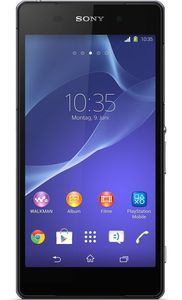 produit Sony XPERIA Z2 16 Go Noir Android 4.4 (KitKat)